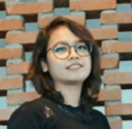 Helda - Marketing Staff, Jakarta
