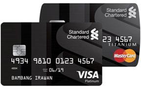 MasterCard Titanium & Visa Platinum