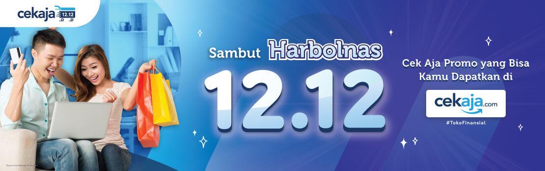 Sambut Harbolnas 12:12