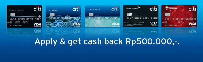 Kartu Kredit Citibank Ajukan